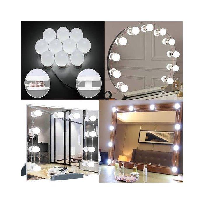 Vanity Makeup Mirror Led Bulbs